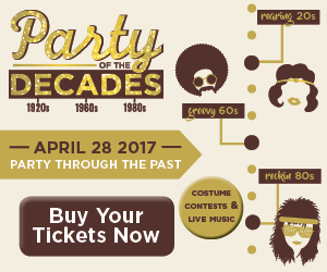 Party of the Decades 300×250