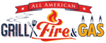 ALL AMERICAN GRILL, FIRE AND GAS